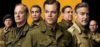 Filmanmeldelse: Monumenternes Mænd – Soldaterkammerater på kunstjagt