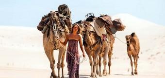 Filmanmeldelse: Tracks – 3.000 kilometer australsk ørkenvandring med kameler