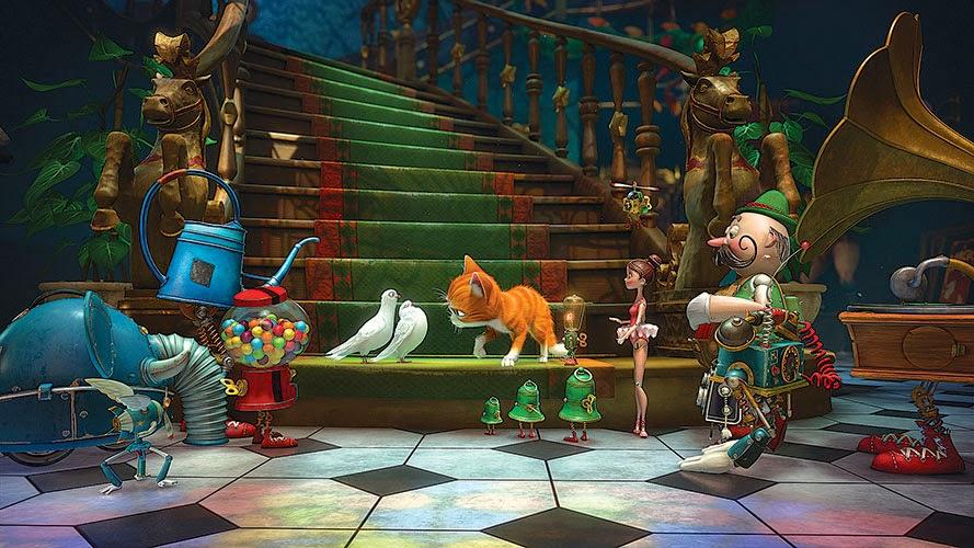 Det magiske hus