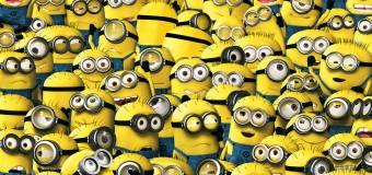 Filmanmeldelse: Minions – Små gule håndlangere på egen hånd