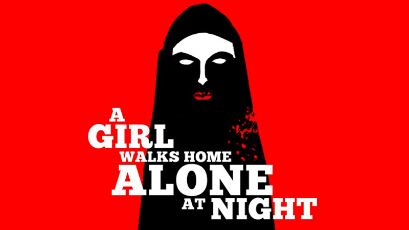 The Girl Who Walks The Streets at Night