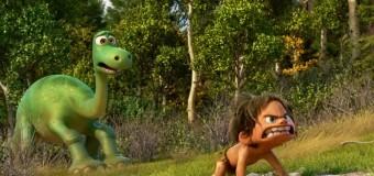 Filmanmeldelse: Den gode dinosaur – Mesterlige billeder i uoriginal Pixar-film