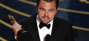 Leonardos store Oscar-aften