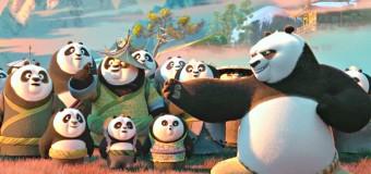 Filmanmeldelse: Kung Fu Panda 3 – Lunken tre'er, men med masser af grin