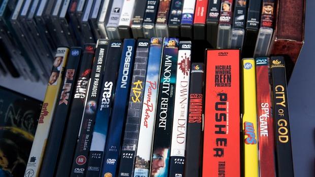 Den dag DVD'en døde