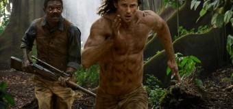 Filmanmeldelse: The Legend of Tarzan – Magien er væk