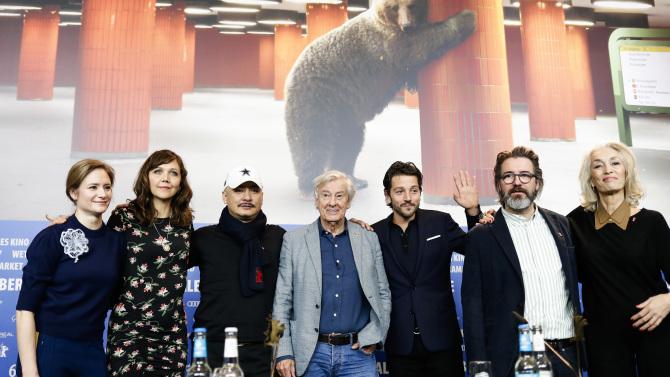 Berlinale 2017 dag 1