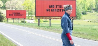 Filmanmeldelse: Three Billboards Outside Ebbing, Missourri – Fantastiske Frances i mesterlig Golden Globe vinder