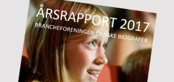 Danske Biografers årsberetning er dyster læsning for dansk film
