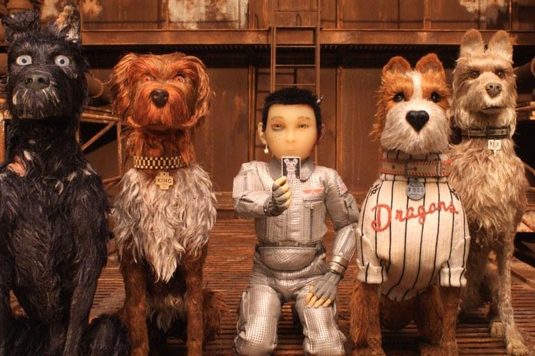 Film - Isle of Dogs 03