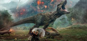 Filmanmeldelse: Jurassic World: Fallen Kingdom – Endnu et hæsblæsende dinosaurus-kapitel