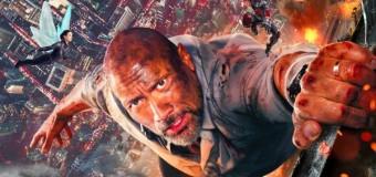 Filmanmeldelse: Skyscraper – Dwayne Johnson i actionpakket højhushelvede