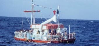 Filmanmeldelse: The Raft – Socialt eksperiment på en tømmerflåde over Atlanten