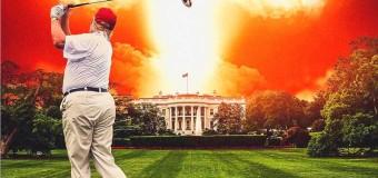 Filmanmeldelse: Fahrenheit 11/09 – Michael Moore versus Trump