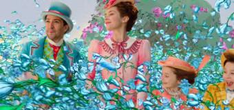 Filmanmeldelse: Mary Poppins vender tilbage – Flot opfølger, men Ikke helt så superkolofantalistiskeksplialisofisk som originalen