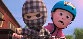 Ternet Ninja – Anders Matthesens nye film går rent ind