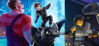 Filmanmeldelse: Drager, lego-missioner og det vilde internet