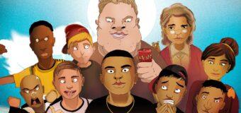 Filmanmeldelse: Blokhavn – Veloplagt animation fra ghettoen
