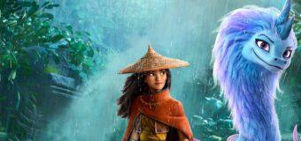 STREAMING: Raya og den sidste drage – Forfriskende Disney-prinsesse kan stå selv